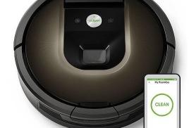 Roomba 980 для сухой уборки
